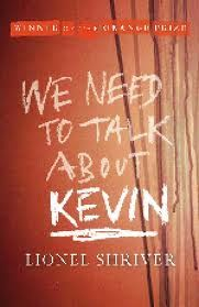 My take on the book We Need to Talk About Kevin by Lionel Shriver, We're still talking about he book made into a movie starring Tilda Swinton, John C. Reilly and Ezra Miller as Kevin; the movie was directed by Scots directed Lynne Ramsay I Love Books, Great Books, My Books, Books To Read, Lionel Shriver, We Need, Book Recommendations, Reading Lists, Thought Provoking