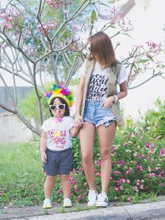 Sinulog Fashion: Mom Mom Daughter, Cebu, Festival Outfits, Mom Style, Hipster, Lifestyle, Blog, Outfit Ideas, Hipsters