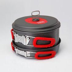ALOCS CW-C19T Five-piece Cookware Set Folding Handle #women, #men, #hats, #watches, #belts