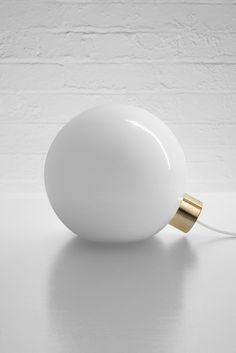 bulb desk lamp