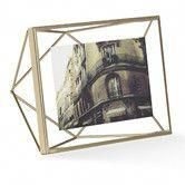Shop Joss & Main for your Katia Picture Frame. Display your photos in these elegant and contemporary Prisma photo frames by Umbra. Each frame is made of brass wire which floats the image between two pieces of glass. Lionel Groulx, Wire Picture Frames, Wire Frame, Flat Picture, Shape Pictures, Deco Design, Photo Displays, My New Room, Messing