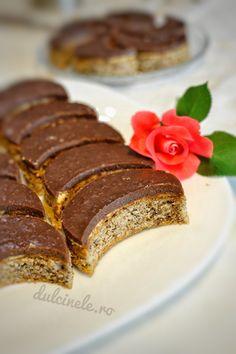 Made by Dulcinele. Food Cakes, Chocolate Babka, Cake Recipes, Cooking, Romania, Traditional, Home, Kuchen, Cakes