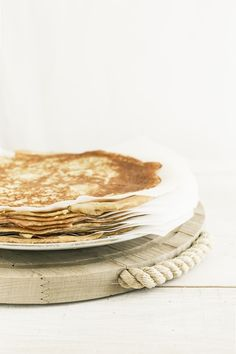 crepes con arachidi alle verdure dell'orto e salsa alla feta -  Crepes with herbs, grilled vegetables and feta sauce