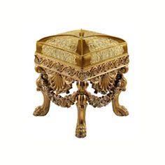 Louis XIV Ottoman