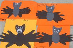 Handprint Bats