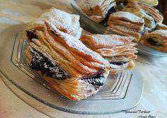 Croissants, Spanakopita, Just Desserts, Nutella, French Toast, Sandwiches, Pork, Bread, Breakfast