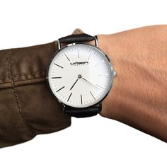 The basic idea in creating this watch was simple: timeless design that will remain fashionable for a long time. Every detail is designed to perfection and made from the finest materials to stand the test of time. Free from all unnecessary details, this marvelous timepiece has its own personality and will become your best friend immediately.
