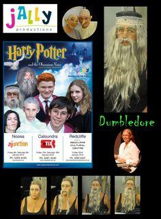 Dumbledore beard