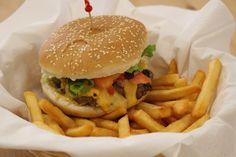 Hamburger Le Milady Menton