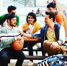 25 June, Best Hero, White Smile, Tiger Shroff, Disha Patani, Boys Dpz, Girl Swag, Dance Moves, Bollywood Actors