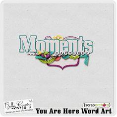 Scrapbooking TammyTags -- TT - Designer - Bella Gypsy,  TT - Item - Word Art, TT - Style - Cluster
