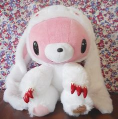 New GLOOMY BEAR Plush 6th Anniversary PURPOSE 10inch 26cm  Doll TAITO Japan