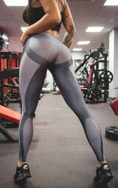 Elastic Breathable Sports Leggings