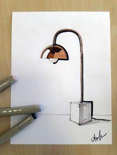 Sketch by Varvara Akhremko #125/365