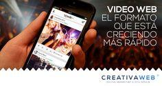 El Video Web liderará el crecimiento de la inversión digital en el mundo en 2015, de acuerdo con el nuevo pronóstico de Inversión en Publicidad de ZenithOptimedia. #videoweb #videocontent #mobilevideo #digitalmarketing