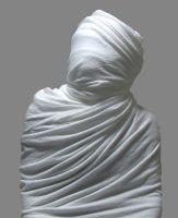 white mummy by cuwago-cocoon