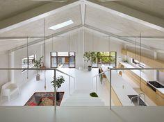 建築家:AIRHOUSE「農具倉庫をコンバージョンした家」