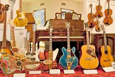 Collections National Music Museum