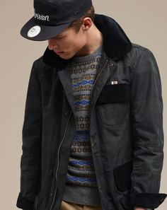 young and fresh  The GQ Fall 2012 Trend Report by Jim Moore - Fall Fashion for Men: Wear It Now: GQ