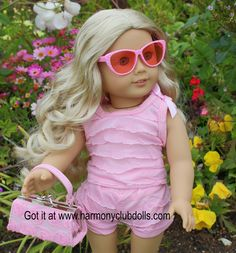 "HARMONY CLUB DOLLS Shop over 300 styles for American Girl <a href=""http://www.harmonyclubdolls.com"" rel=""nofollow"" target=""_blank"">www.harmonyclubdo...</a>"