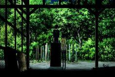 Zankyou no Terror   Nine  and   Mishima   Lisa