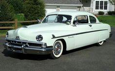 1951 Lincoln Cosmopolitan Coupe