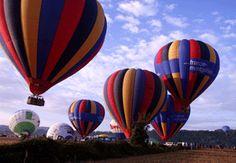 Vol en montgolfiere en duo - Amboise sur Tribway
