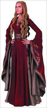 Game of Thrones Cersei Baratheon Figure (Games of Thrones): Dark Horse Deluxe: 9781616594985: Amazon.com: Books