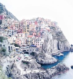 Take me back! Working through some serious Italy content coming your way soon - stay tuned! #cinqueterre #tvobtakesitaly