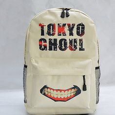 Tokyo Ghoul Backpack (Want this *-*)