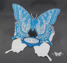 addINKtive designs: MDS Swallowtail Easel Card