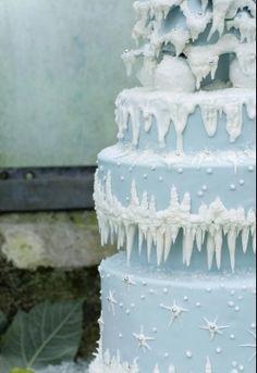 icicle cake by Karen Portaleo/ Highland Bakery, via Flickr