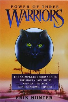 Warriors: Power of Three Box Set: Volumes 1 to 6 by Erin Hunter http://www.amazon.co.uk/dp/0061957054/ref=cm_sw_r_pi_dp_Y3Opub18WTS9J
