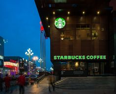 Starbucks Zhongxing store renovation, Shengyang – China »  Retail Design Blog