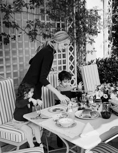 Lauren Santo Domingo at home | Elle Italia