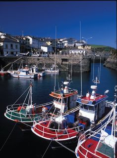 Puerto de Vega -Navia-Asturias-España  www.asturiasyenatural.es