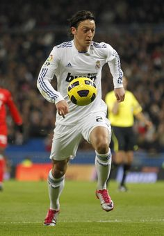 Mezut Ozil. #Soccer #Futball #Football