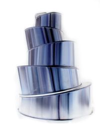I feel dumb now. Because I thought this was a really cool watercolor effect on the fondant, but it's just a big stack of metal pans with a weird reflection. Wilton Cakes, Cupcake Cakes, Cupcakes, Cake Decorating Supplies, Baking Supplies, Cool Kitchen Gadgets, Kitchen Tools, Kitchen Must Haves, Baking Accessories