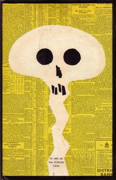 Oliver Tomas's post of 60s Czech book covers and bindings t