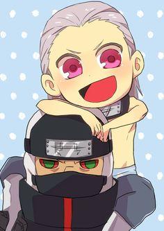 Image de naruto, hidan, and kakuzu