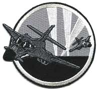 Eric's USAF patches