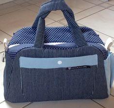 Wickel-+u+Kinderwagentasche+mit+Wickelunterlage+von+A.Lillifix+auf+DaWanda.com