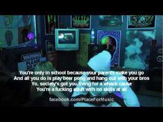 Hopsin - Ill Mind Of Hopsin 5 (Official Music & Lyrics Video)