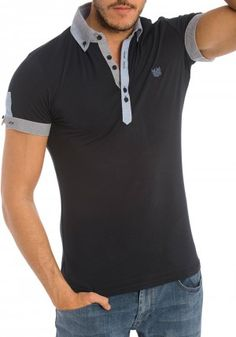 Not Sure About Parenting? Tips For The Expecting Polo Rugby Shirt, Mens Polo T Shirts, Polo Tees, Africa Fashion, Men's Fashion, Kurta Pajama Men, Polo Shirt Outfits, Surf Wear, Moda Fitness