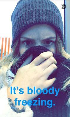 Gemma styles snapchat 2016