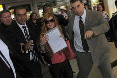 Jetss | Lindsay Lohan desembarca em São Paulo