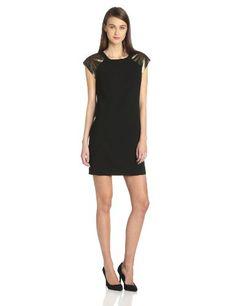 Classic crepe dress #Fashion  #Amazon
