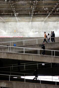 Faculdade de Arquitetura e Urbanismo da Universidade de São Paulo (FAU-USP) - São Paulo, Brasil / João Vilanova Artigas e Carlos Cascaldi