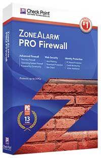 Zone Alarm  Firewal-Antivirüs FULL