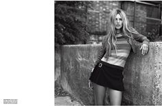 From Fall Winter 2012-13 Collections: Mini Skirt - click on the photo to see all garments and accessories in Photogallery.